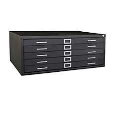 Sandusky 5 Drawer Flat File 16