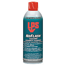 NoFlash Electro Contact Cleaners 12 oz
