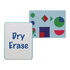 Flipside Combination FlannelDry Erase Bulletin Board