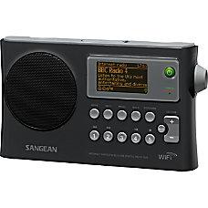 Sangean WFR 28 Internet Radio 13