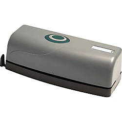 Business Source Portable Three hole Punch