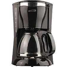 Brentwood 12 Cup Coffee Maker Black