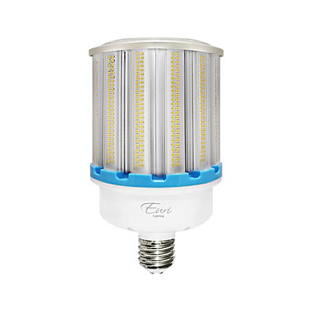 Euri E39 Series LED Corn Bulb, Non-Dimmable, 15000 Lumens, 100 Watt, 5000K/Daylight