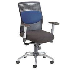 OFM AirFlo Series Fabric Chair BlueBlack