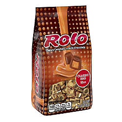 Rolo Caramels In Milk Chocolate 12