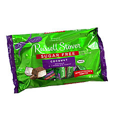 Russell Stover Sugar Free Coconut Chocolates