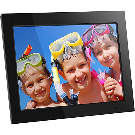 Aluratek Admpf315f 15 High Resolution Digital Photo Frame 14 X 113