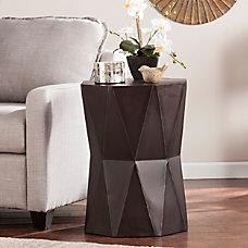 Southern Enterprises Tremont Accent Table Polygonal