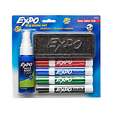 EXPO Dry Erase Starter Kit Low
