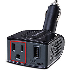 CyberPower CPS150BURC1 Mobile Power Inverter 150W
