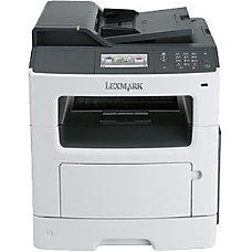 Lexmark MX417de Monochrome Laser All In