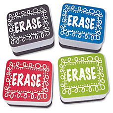 Ashley Chalk Design Mini Whiteboard Eraser