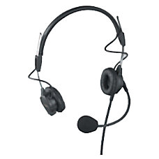 Telex PH 44R Binaural Headset