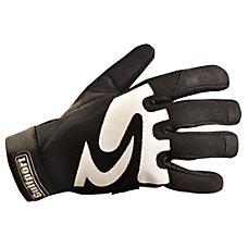 Gulfport Mechanics Gloves Black X Large