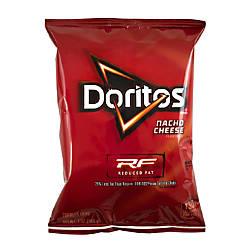 Doritos Reduced Fat Nacho Cheese Chips