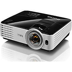 BenQ MX631ST 3D Ready DLP Projector