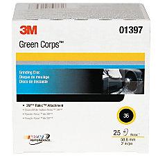 3M Green Corps Roloc Discs 2