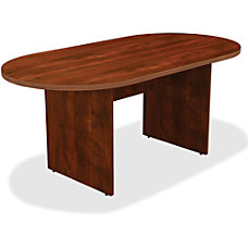 Lorell Chateau Series Oval Conference Table