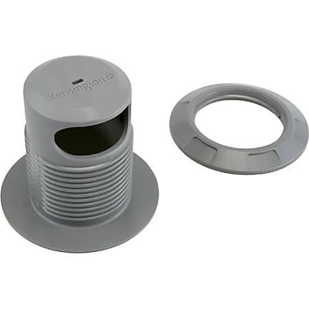 Kensington K64612WW Grommet Hole Cable Anchor - Cable Channel
