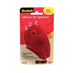 Scotch Photo Splits Adhesive Tab Applicator