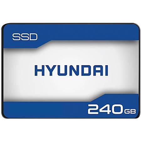 Hyundai Sapphire 240GB Internal Solid State Drive For Laptops/Desktops, SATA
