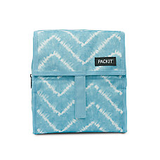 PackIt Freezable Lunch Bag Aqua Tie