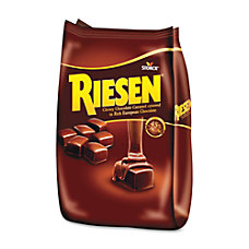 Riesen Chewy Chocolate Caramel 30 Oz