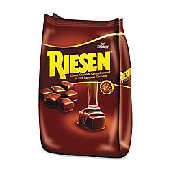 Riesen Chewy Chocolate Caramel 30 Oz