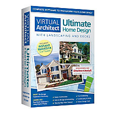 Nova Development Virtual Architect Ultimate Home
