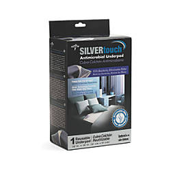 Silvertouch Antimicrobial Underpads 36 x 32