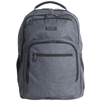 7b55d69c61d Kenneth Cole Reaction R-Tech Laptop Backpack, Charcoal. Use + and - keys to  zoom in and out, arrow keys move the zoomed portion of the image
