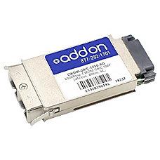 AddOn Cisco Compatible TAA Compliant 1000Base