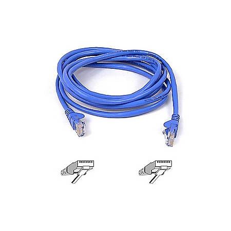 Belkin A3L791-75-BLU-S 75' Cat 5e Cable