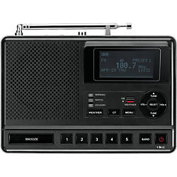 Sangean CL 100 Portable Clock Radio