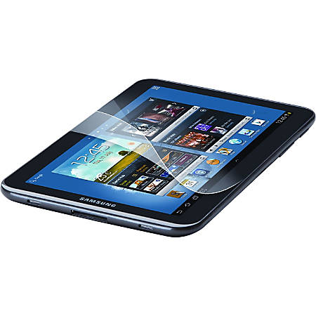 Targus® Screen Protector For Samsung Galaxy Tab® 3, Clear, AWV1256US