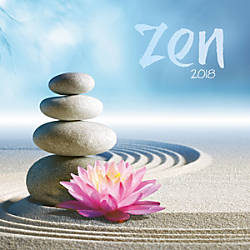 TURNER Zen Photographic 16 Month Wall