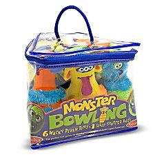 Melissa Doug Monster Bowling Bowling Games
