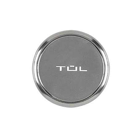 "TUL™ Elements Custom Note-Taking System Discbound Expansion Discs, 1"", Limited Edition Gunmetal, Pack Of 12 Discs"