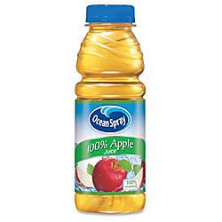 Ocean Spray Bottled Apple Juice Apple