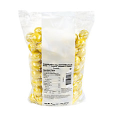 Sweetworks Gumballs 2 Lb Bag Yellow
