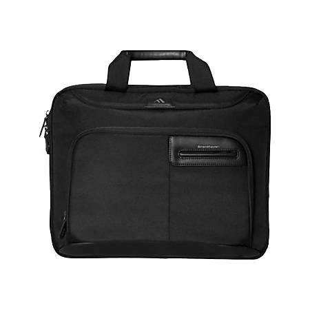 "Brenthaven Elliott 2302 Carrying Case (Briefcase) for 15.4"" MacBook Air, MacBook Pro"