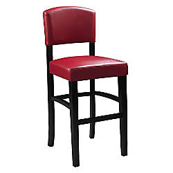 Linon Home D Cor Products Monaco Counter Stool 30 H Dark