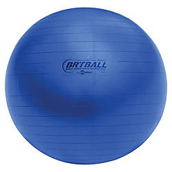 Champion Sports Blue TrainingExercise Ball