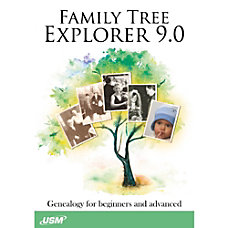 Family Tree Explorer 9