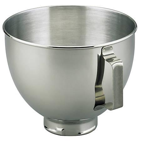 Kitchenaid K45sbwh Mixer Bowl By Office Depot Amp Officemax