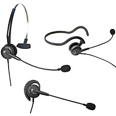 VXi Tria V Convertible Headset Mono