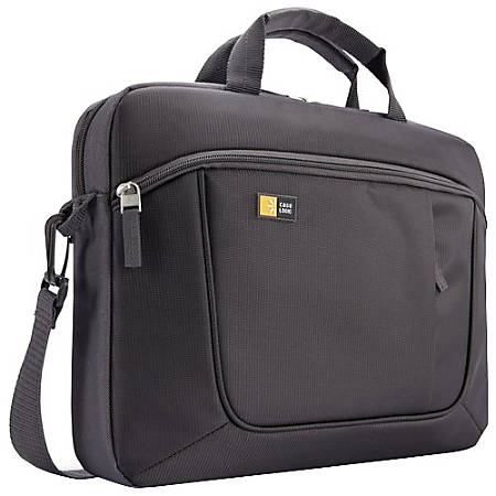 """Case Logic Carrying Case For 15.6"""" Apple® iPad®, Anthracite"""