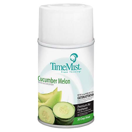 TimeMist® Metered Aerosol Fragrance, 6.6 Oz., Cucumber Melon