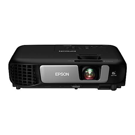 Epson® Pro EX7260 Wireless WXGA 3LCD Projector, V11H845020