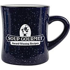 Speckled Ceramic Diner Mug 10 Oz